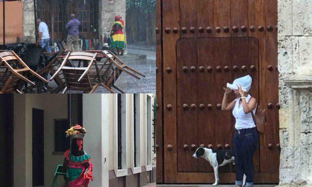 Da Riohacha e Palomino verso Cartagena