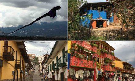 Da Bogotà verso il nord della Colombia e le montagne