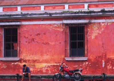 Red House - Antigua - Guatemala, Central America