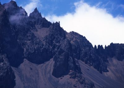 Scary Mount Mawenzi - Kilimanjaro Trekking - Tanzania