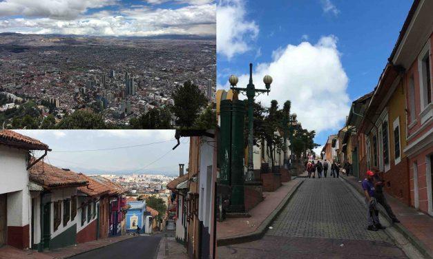 Colombia! l'arrivo a Bogotà e il Caño Cristales