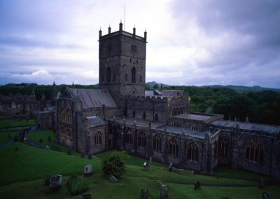 St David's Cathedral - Wales