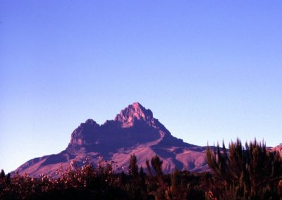 Sunset - Mount Mawenzi - Kilimanjaro Trekking - Tanzania