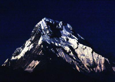 The Big Mountain - Nepal