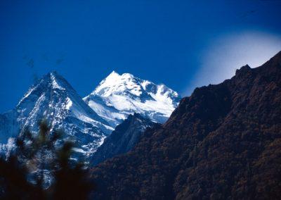 Two Big Mountains - Nepal