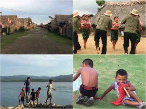 villages and people in san blas panama 300x225 - Dalla Colombia a Panama - l'Arcipelago di San Blas!