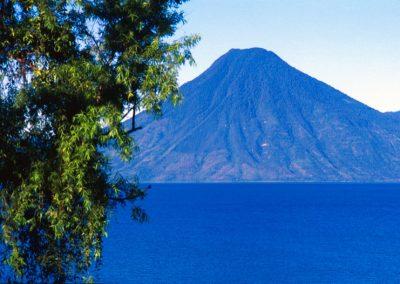 Volcan - Lake Atitlan - Panajachel - Guatemala, Central America