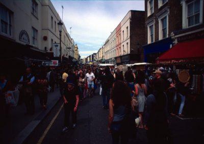 Walking London, England