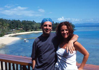 We are in - Taveuni, Fiji