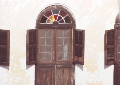 Window - Stone Town - Zanzibar, Tanzania