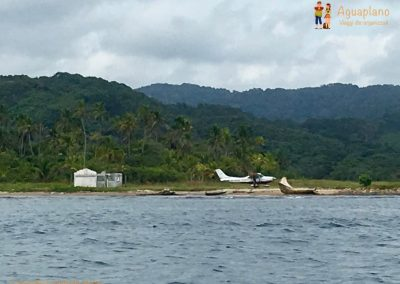 Airport - San Blas Islands, Panama