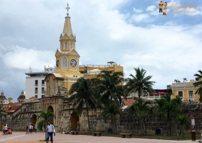 Around old city - Cartagena, Colombia