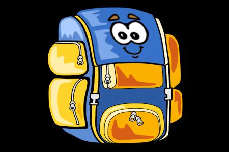 backpack 1 - Lo Zaino Perfetto