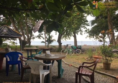 Bar on the beach - Puerto Viejo, Costa Rica