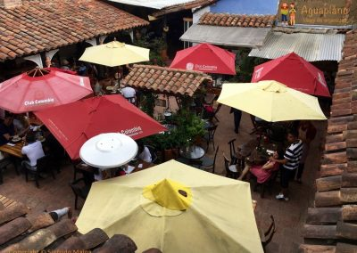 Bar - Villa de Leyva, Colombia