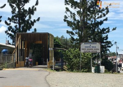Border Sixaola Guabito 1 - Panama Costa Rica