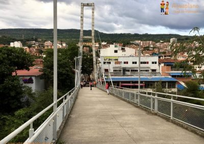 Bridge in Bucaramanga, Colombia