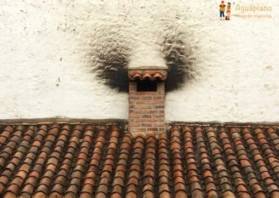 Chimney - Villa de Leyva, Colombia