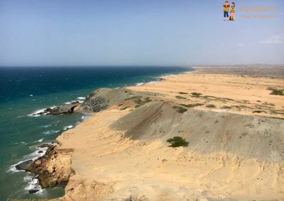 Coast - La Guajira, Colombia