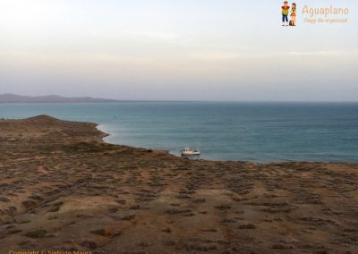 Coast view - La Guajira, Colombia