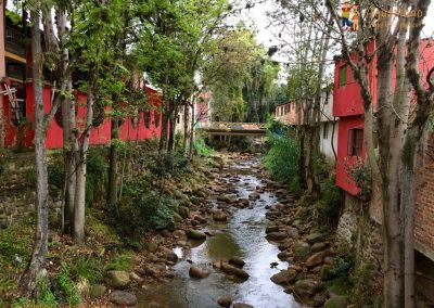 Creek - Raquira, Colombia