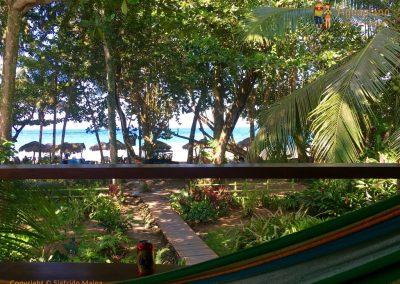 Front beach - Puerto Viejo, Costa Rica