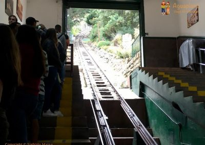 Funicular Monserrate - Bogotà, Colombia