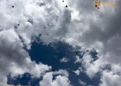 Kites in the Skye - Festival de Las Cometas - Villa de Leyva, Colombia