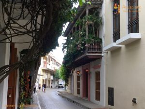 little street in the old city cartagena colombia 300x225 - Colombia 2017