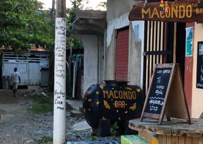 Macondo bar - Capurganà, Colombia