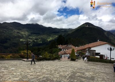 Monserrate - Bogotà, Colombia