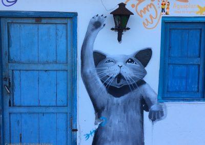 Mural - Capurganà, Colombia