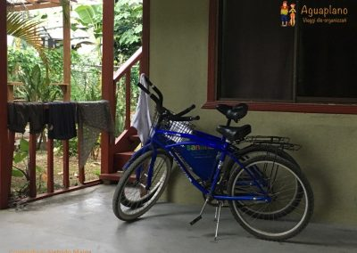 Our bike - Puerto Viejo, Costa Rica