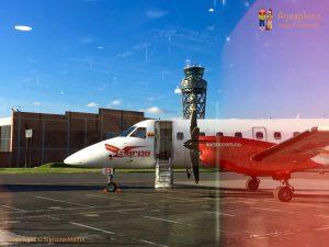 our plane airport bogota la macarena colombia 300x225 - Colombia 2017