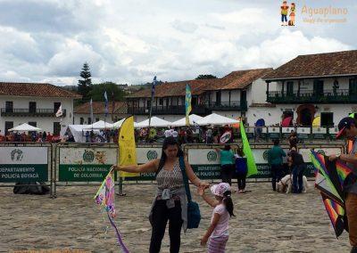 People - Festival de Las Cometas - Villa de Leyva, Colombia