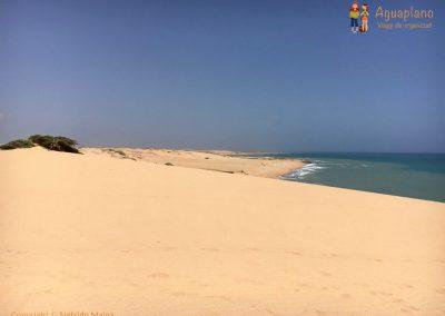 Sand Beach - La Guajira, Colombia