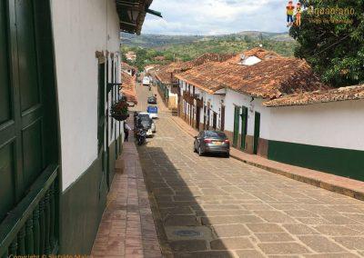 Street - Barichara, Colombia
