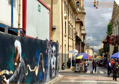 Street - Bogotà, Colombia