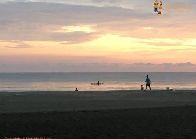 Sunrise 1 - Puerto Viejo, Costa Rica