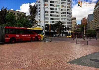 TransMilenio - Bogotà, Colombia