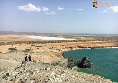 Trekking view - La Guajira, Colombia