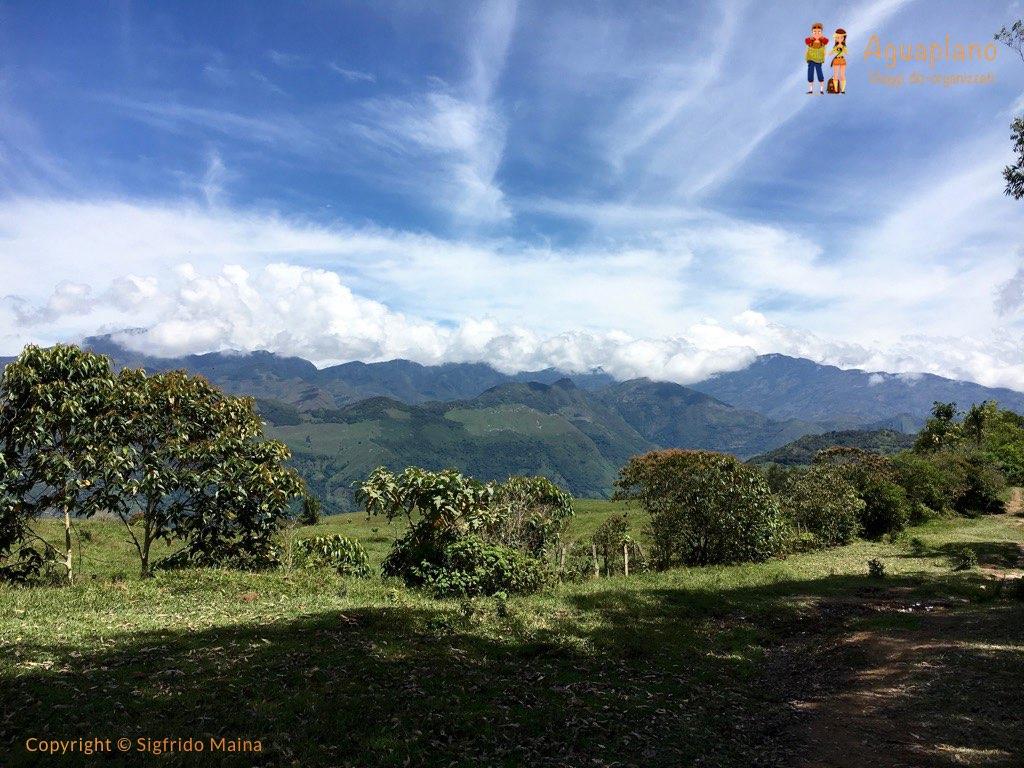 valley guadalupe colombia - Guadalupe, Colombia: una piccola grande scoperta