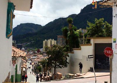Vertical Street - Bogotà, Colombia