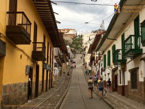 vertical street in barichara colombia 300x225 - Colombia 2017