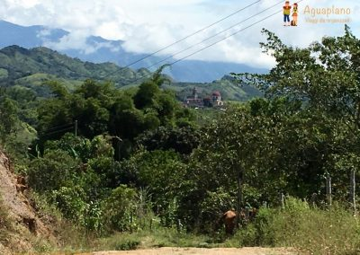View of the Village - Guadalupe, Colombia