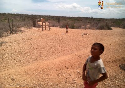 Wayuu children 2 in La Guajira, Colombia