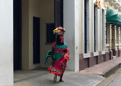 Woman - Cartagena, Colombia