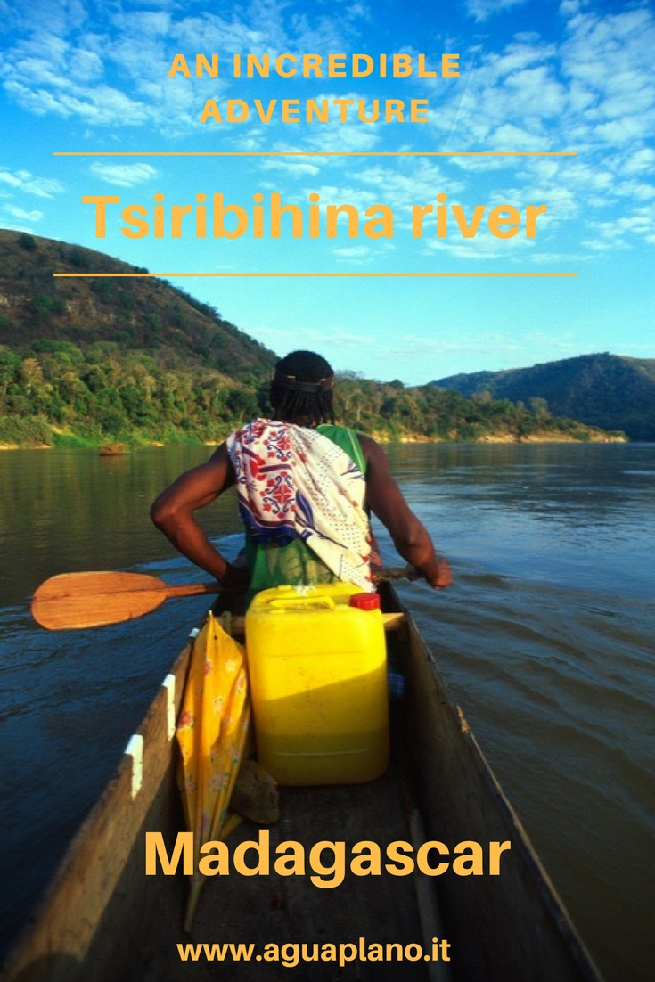 Tsiribihina River, Madagascar - an incredible adventure