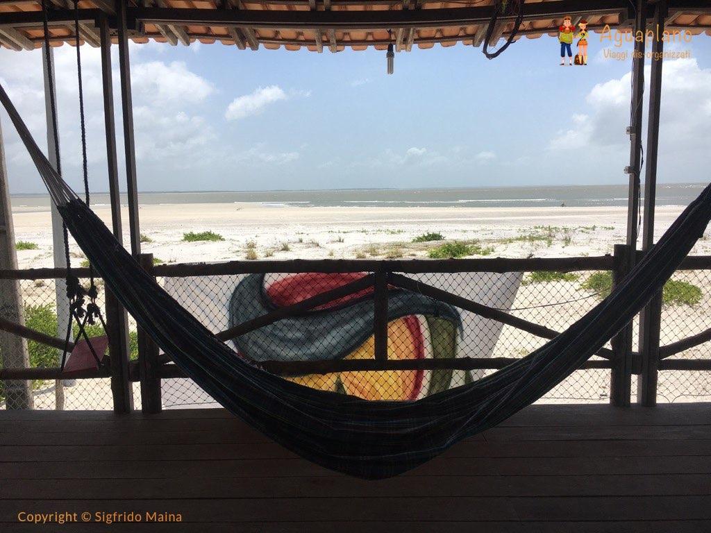 hammock algodoal brazil - Algodoal, Brasile: un'isola incantata