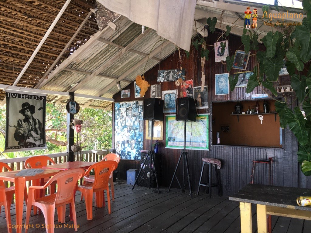 quiet bar and restaurant algodoal brazil - Algodoal, Brazil: an enchanted Island